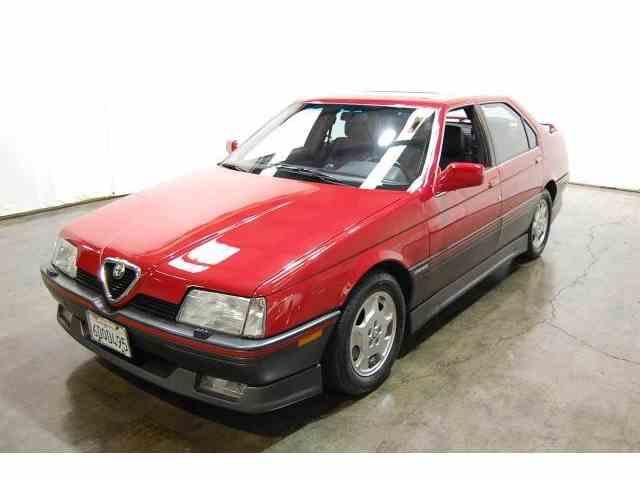 1991 Alfa Romeo Sport   963313
