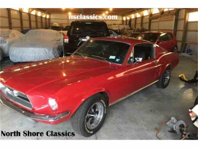 1967 Ford Mustang | 963326