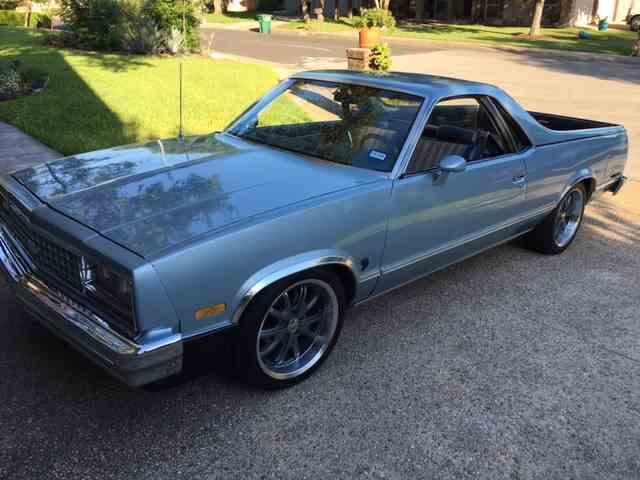 1983 Chevrolet El Camino | 963334