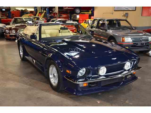 1989 Aston Martin V8 Vantage Volante | 963338