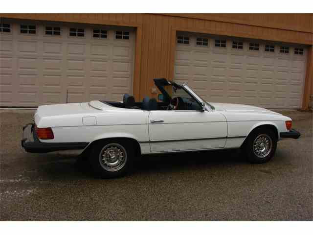 1979 Mercedes-Benz 450SL | 963357