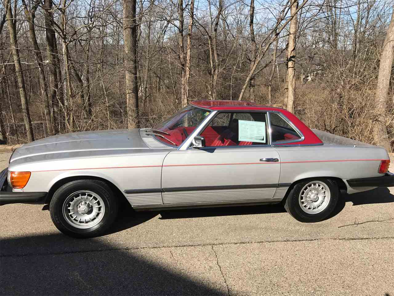 1976 Mercedes Benz 450sl For Sale Cc