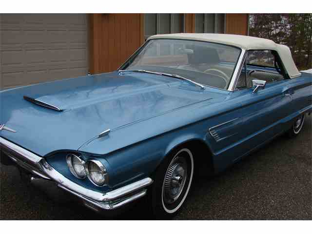 1965 Ford Thunderbird | 963359