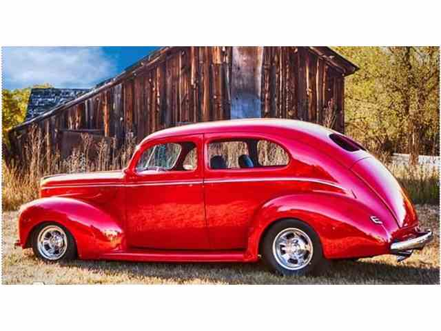 1940 Ford Tudor Sedan Deluxe | 963360