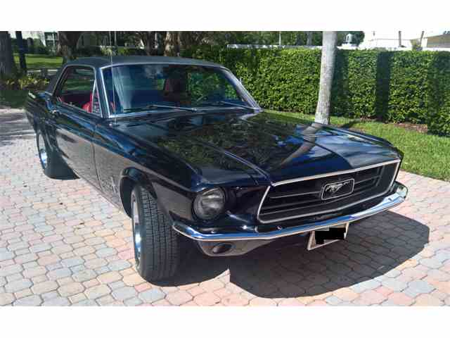 1967 Ford Mustang | 963362