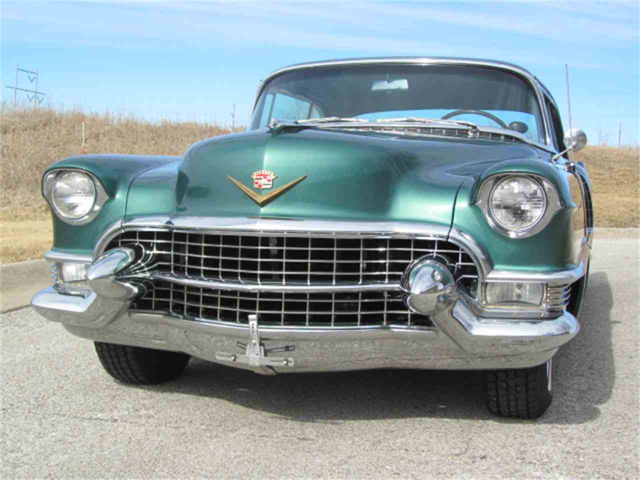1956 cadillac deville for sale on classiccars com 9 - 1955 Cadillac Series 62 Coupe Deville 963366
