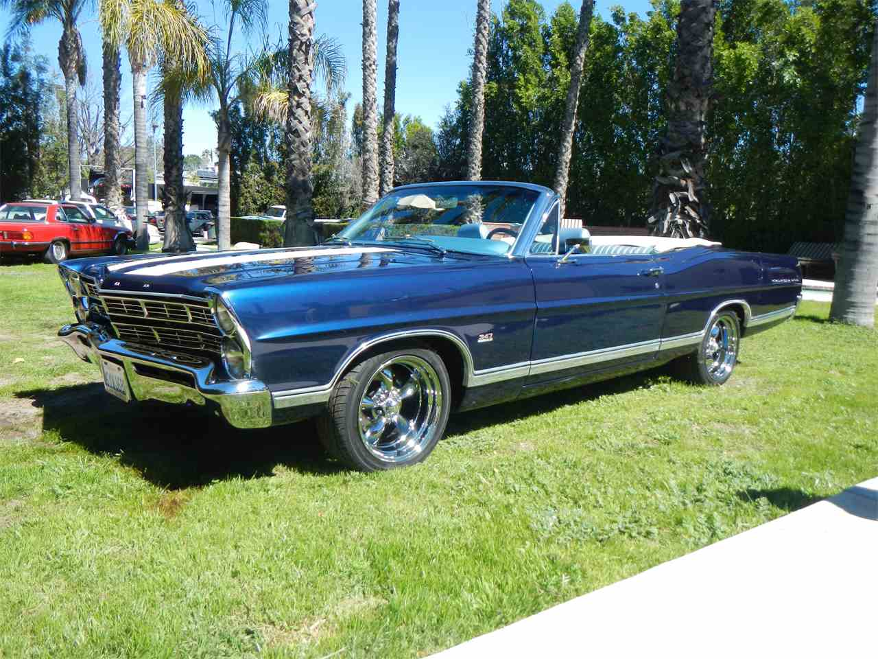 1967 ford galaxie 500 for sale cc 963368. Black Bedroom Furniture Sets. Home Design Ideas