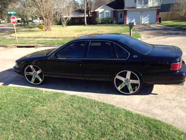 1996 Chevrolet Impala SS | 963369