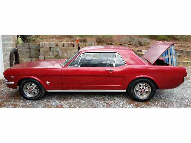 1964 Ford Mustang | 963376