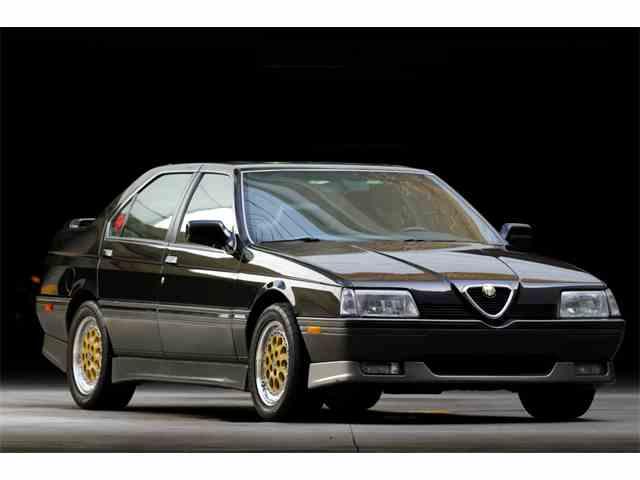1991 Alfa Romeo 164 | 963377