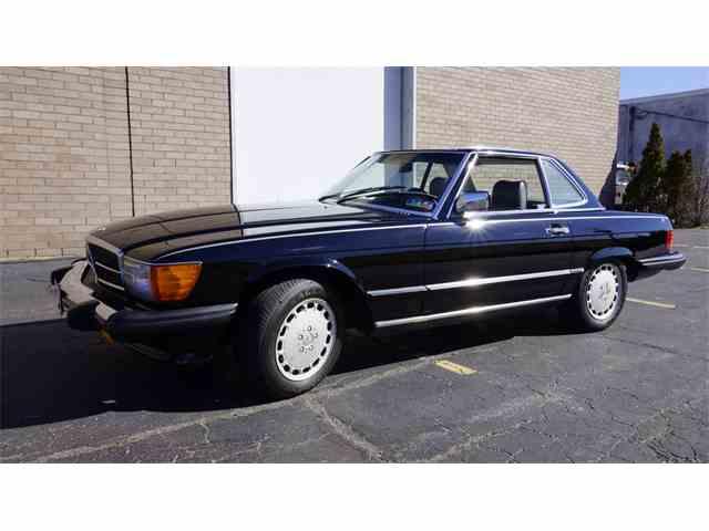 1986 Mercedes Benz 560SL Convertible | 963383
