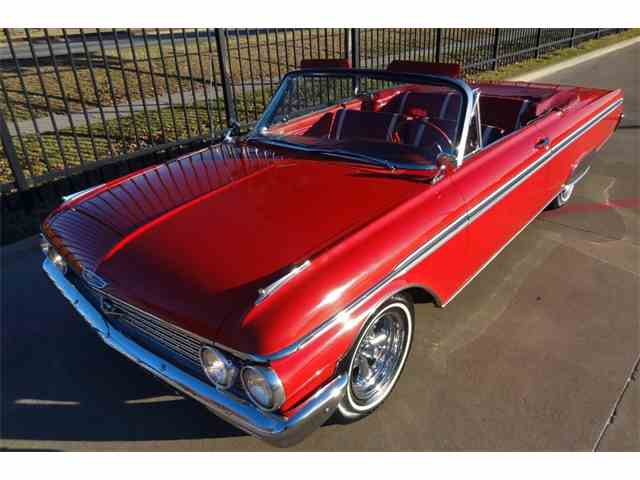 1962 Ford Galaxie 500 | 963386