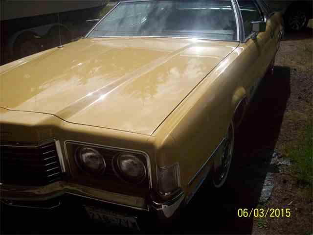 1972 Ford Thunderbird | 963393