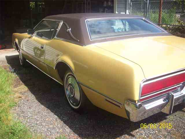 1972 Ford Thunderbird | 963393