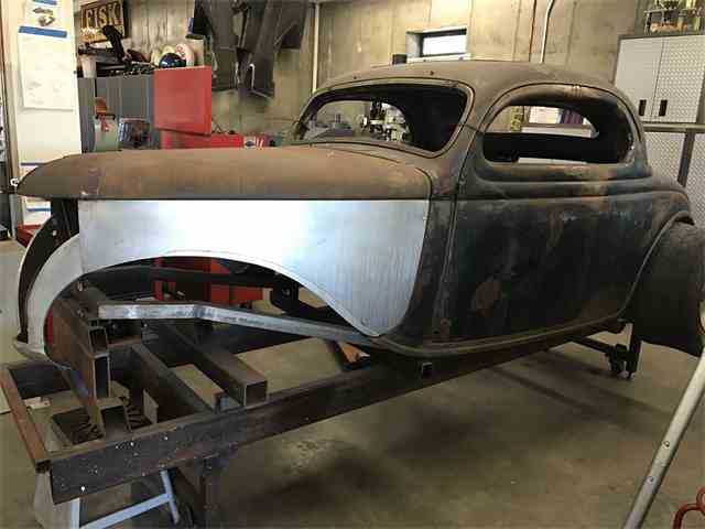 1936 Ford Modified 5 window coupe | 960034