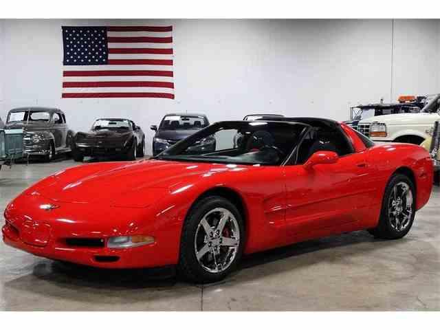 2001 Chevrolet Corvette | 963400