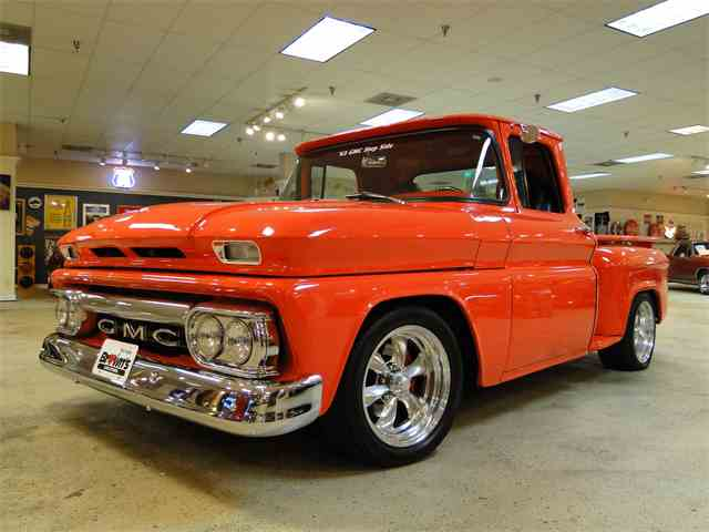 1963 GMC Step Side Pick Up | 963406