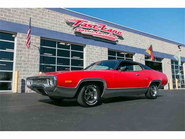 1972 Plymouth Satellite | 963407