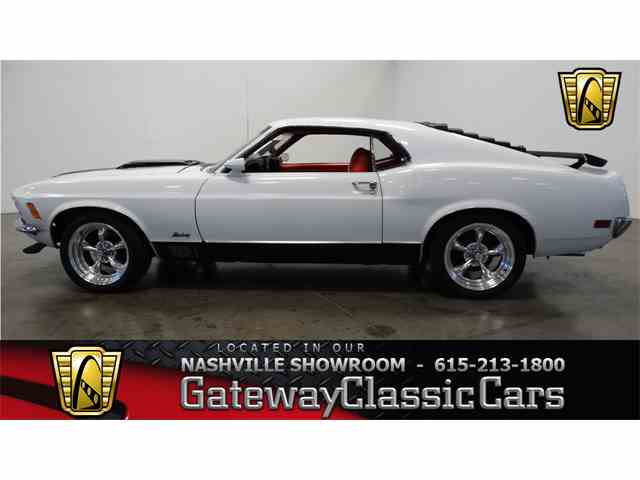 1970 Ford Mustang | 963412