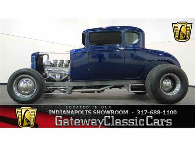 1930 Ford 5-Window Coupe | 963413