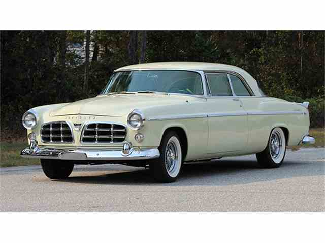 1955 Chrysler C-300 Two-Door Hardtop | 963427