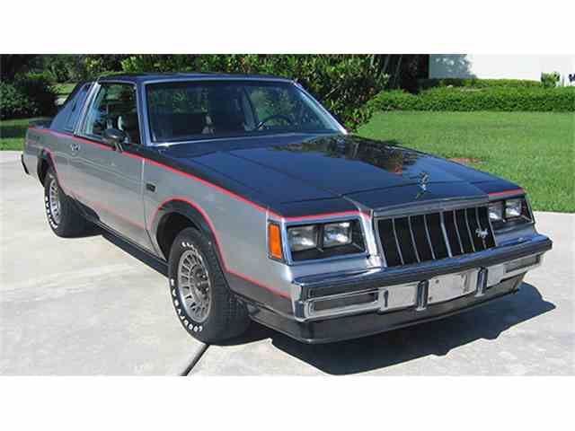 1982 Buick Grand National | 963429