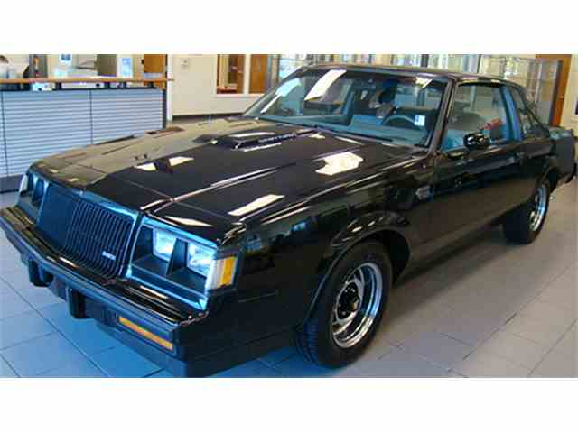 1987 Buick Grand National | 963431