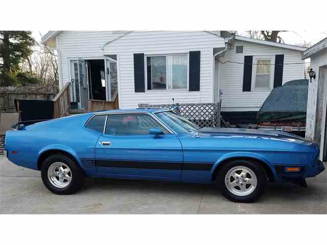 1973 Ford Mustang Mach 1 | 963436