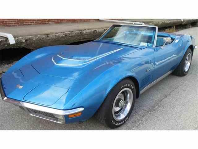 1970 Chevrolet Corvette | 963442