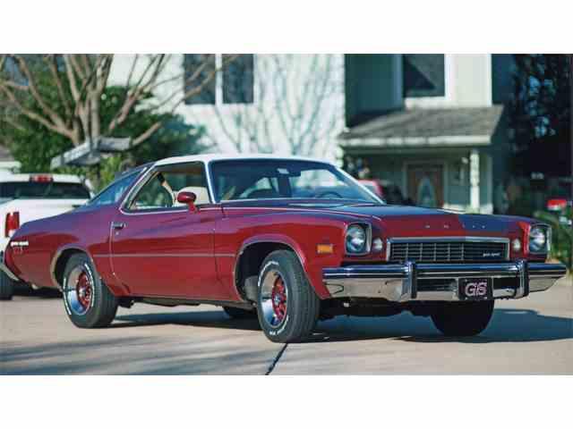 1974 Buick Gran Sport | 963444
