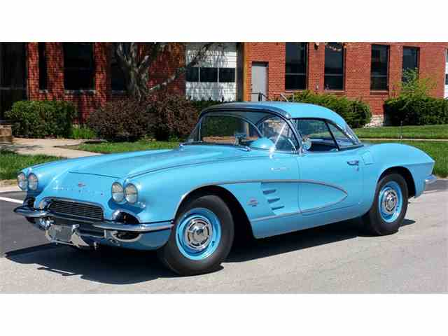1961 Chevrolet Corvette   963456