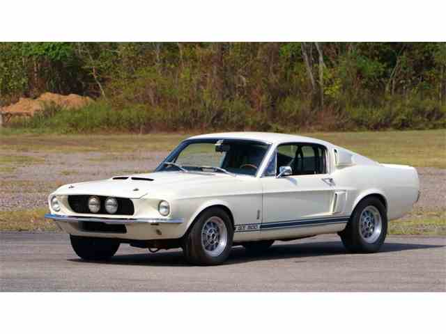1967 Shelby GT500 | 963469