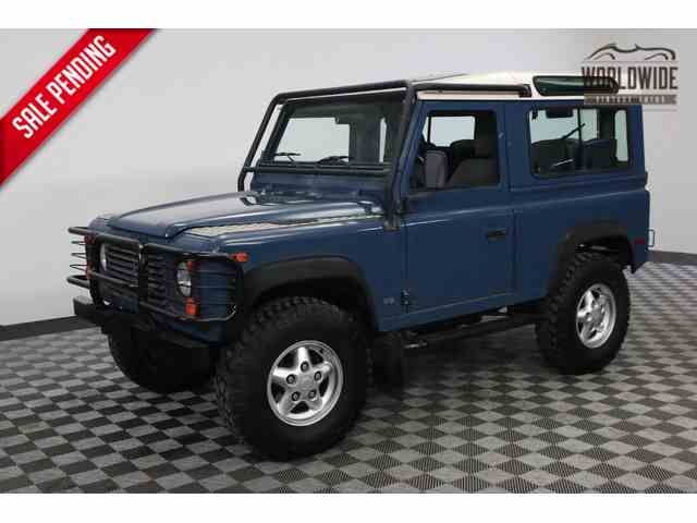 1995 Land Rover Defender | 963484