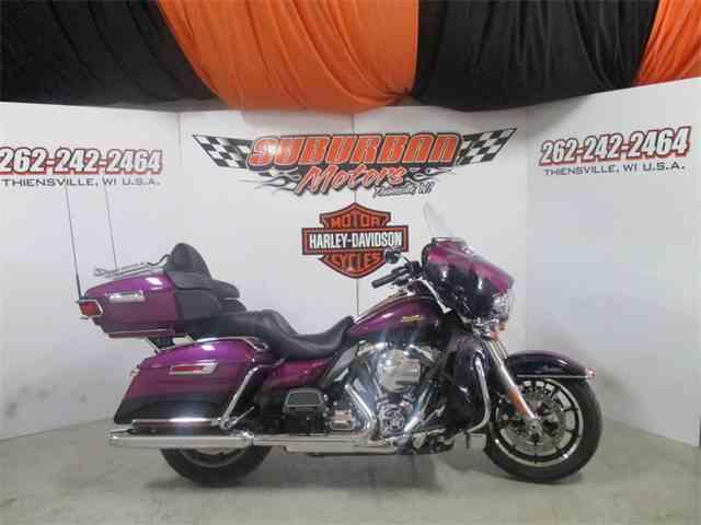 2016 Harley-Davidson® FLHTK - Ultra Limited | 963486