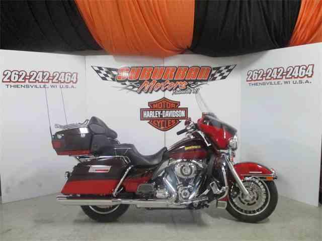 2010 Harley-Davidson® FLHTK - Electra Glide® Ultra Limited | 963487