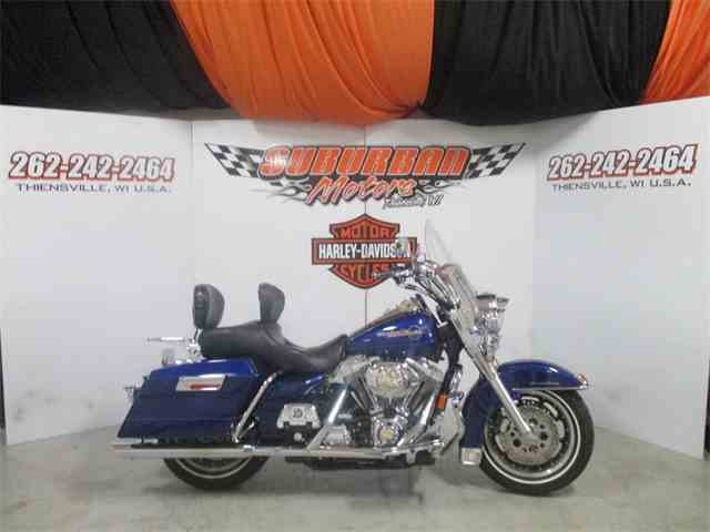 2006 Harley-Davidson® FLHRCI - Road King® Classic | 963488