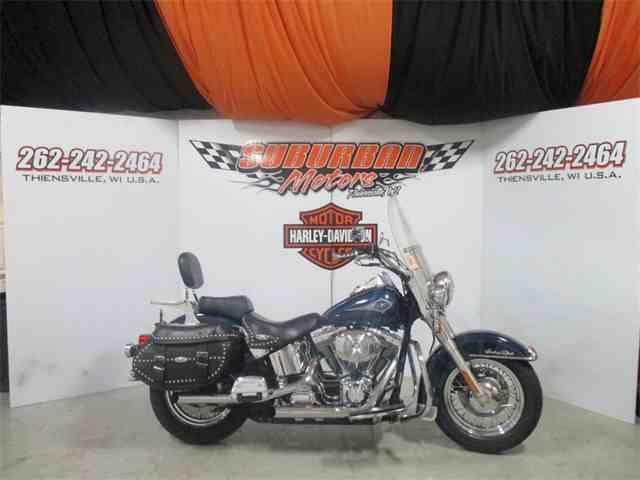 2001 Harley-Davidson® FLSTCI | 963489