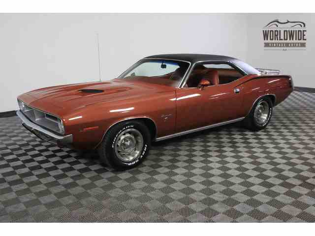 1970 Plymouth Barracuda | 963490