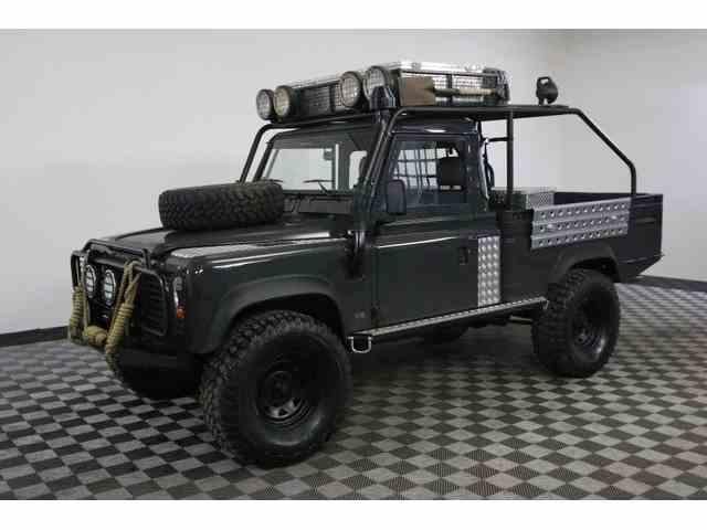 1983 Land Rover Defender   963491