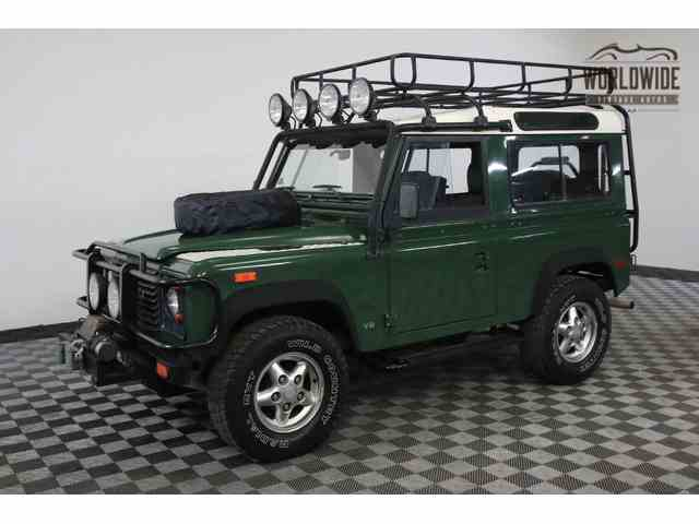 1994 Land Rover Defender | 963492