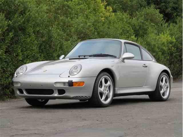 1998 Porsche 993 C2S Coupe | 963497