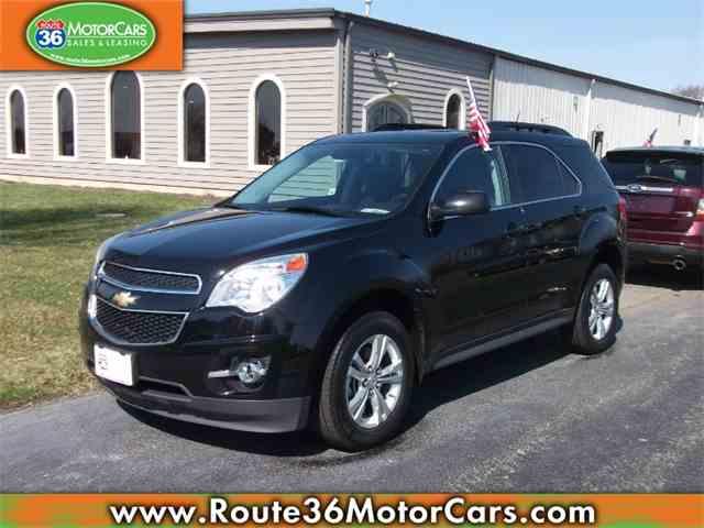 2015 Chevrolet Equinox | 963501