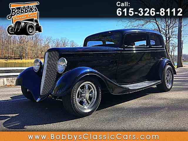 1933 Ford Vicky | 963503