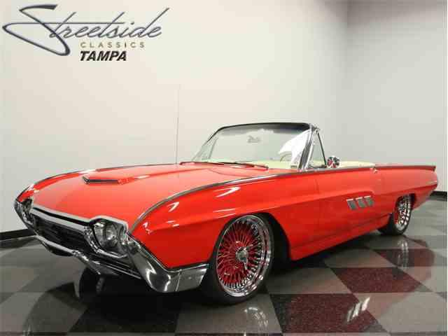1963 Ford Thunderbird | 963507