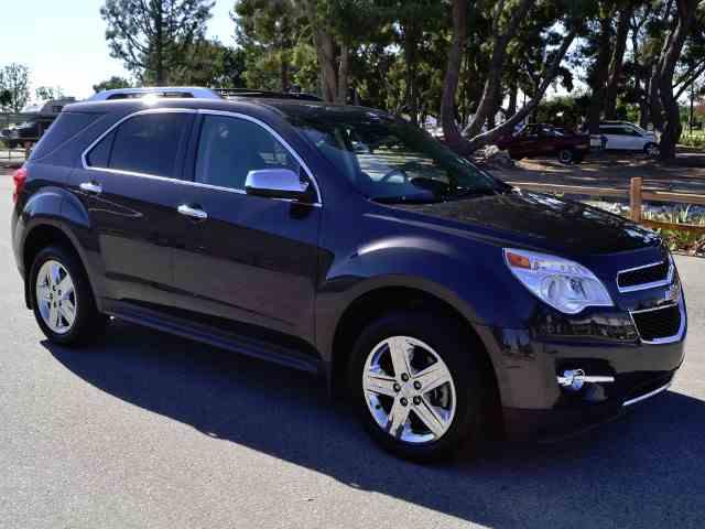 2015 Chevrolet Equinox | 963508