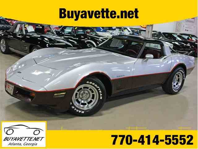 1982 Chevrolet Corvette | 963513