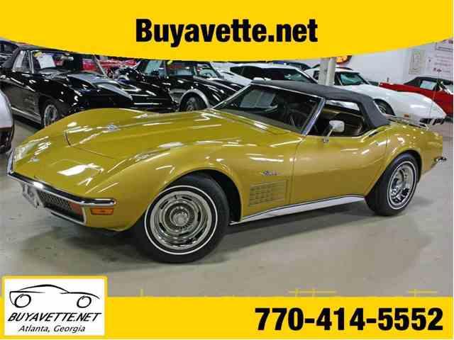 1972 Chevrolet Corvette | 963515