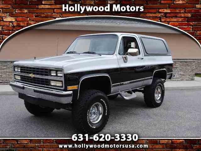 1989 Chevrolet Blazer | 963517