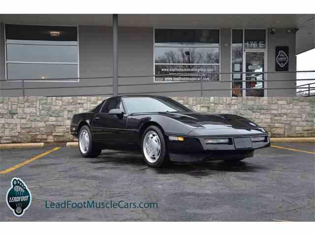 1989 Chevrolet Corvette | 963522