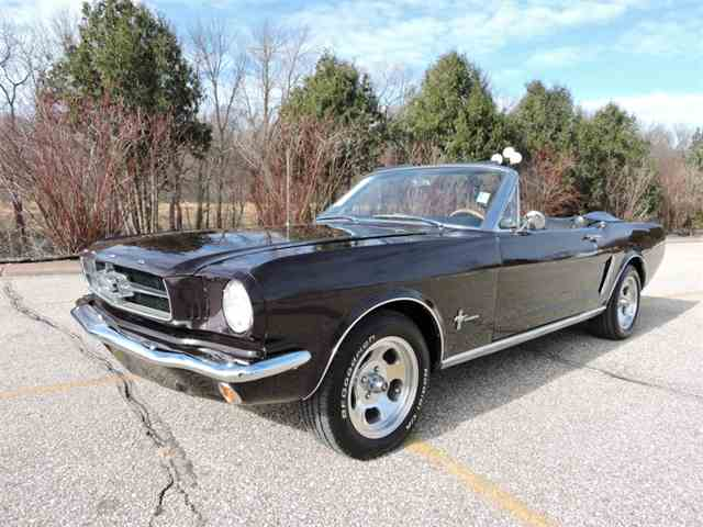 1965 Ford Mustang | 963529